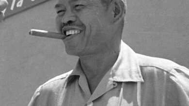 Photo of Larry Itliong – Facts, Activism & Life